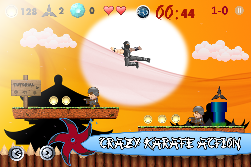 Screenshot Brooklyn Ninja