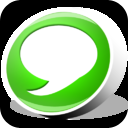 Stranger Chat (Free, Photo Receiving) mobile app icon